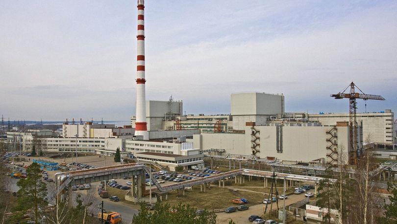 На ЛАЭС остановлен третий энергоблок