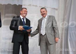Игорь Албин награжден знаком «Отличник строительства I степени»