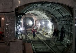 Три станции метро Фрунзенского радиуса могут ввести к концу 2017 года