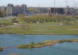 В Купчино появится парк Героев-пожарных