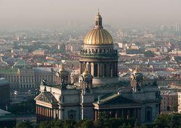 Разработку карты высотных доминант Петербурга завершат к середине 2017 года
