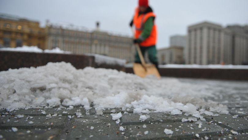 Соль в чистом виде не будут использовать при уборке улиц