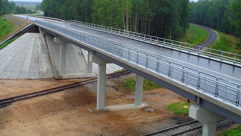 На станции Каннельярви построят путепровод