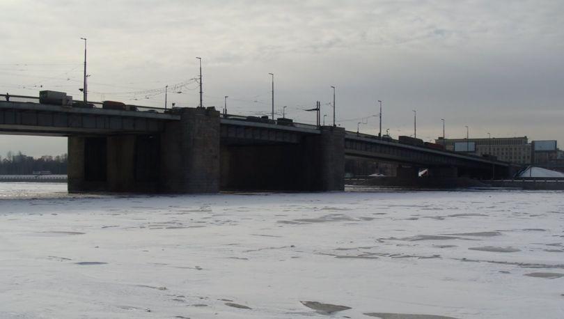 В северной столице разведут Сампсониевский мост