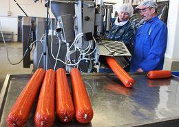 мясоперерабатывающий завод
