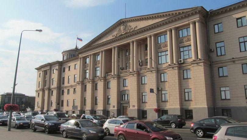 Главой  Калининского района назначен Василий Пониделко
