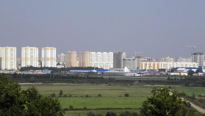 Одобрен проект «Лидер групп» по строительству жилья в Шушарах