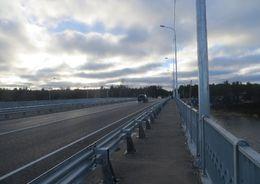 Мосты на трассах Северо-Запада оснастят системами безопасности