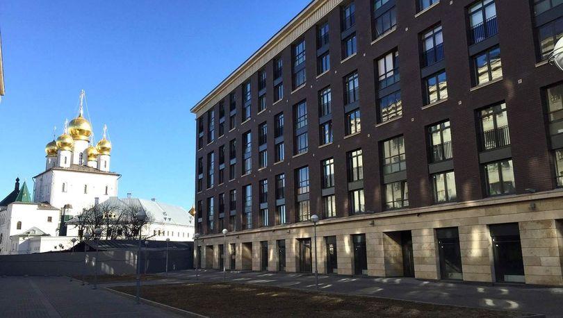 Сбербанк аккредитовал корпуса в ЖК «Царская столица» и «Московские ворота»