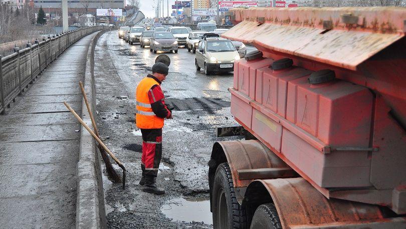 Наказание для подрядчиков за плохой ремонт дорог ужесточат