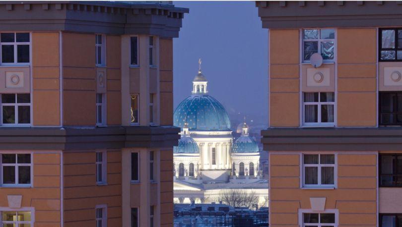 жилье в Петербурге