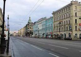Рынок street-retail Невского проспекта  продолжает сужаться