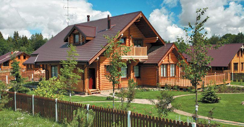 Тенденция: Большие дома меняют на дачи