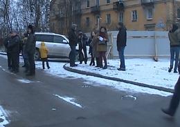 Жители Старопарголовского квартала вступили против строительства высотки