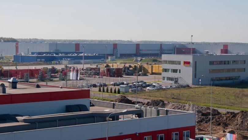 Индустриальные парки РФ получат 4 млрд руб субсидий