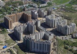 квартал Полюстрово