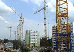 Объемы ввода жилья в РФ могут упасть на 9%