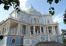 Конкурс на реставрацию дворца Петра III приостановлен