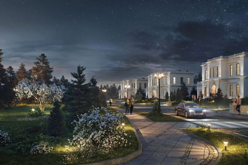 Gatchina Gardens