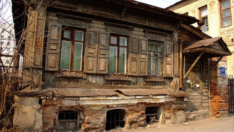 Ветхий дом