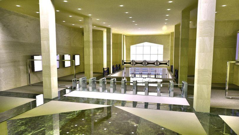 КРТИ согласует витражи для станции метро «Шушары»