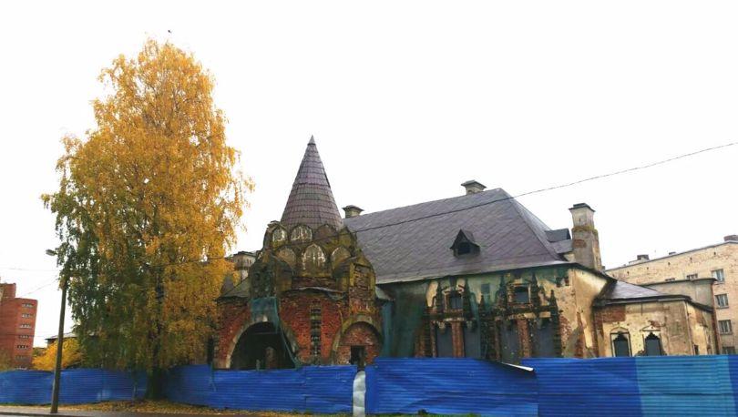 царский вокзал