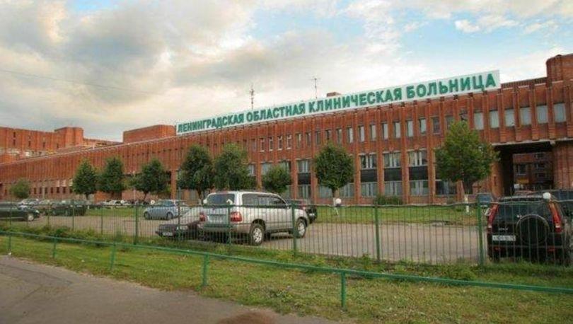 Ленинградскую областную клиническую больницу реконструируют