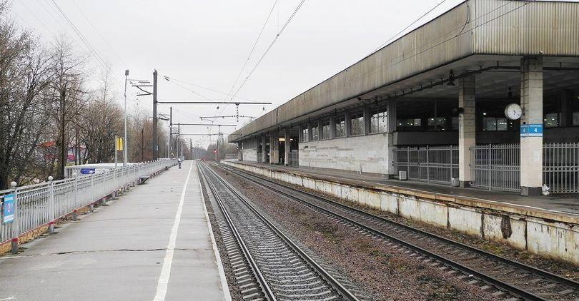 Платформу «Девяткино» отремонтируют
