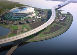 Бюджетно-финансовый комитет ЗакСа согласовал увеличение сметы стадиона