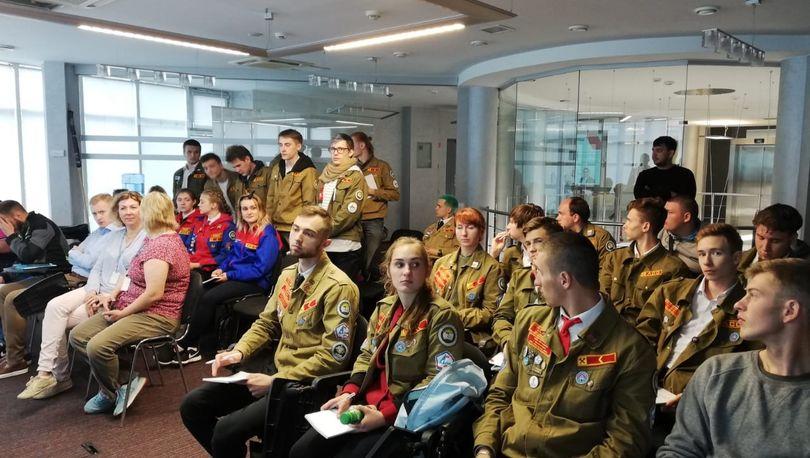 Группа ЦДС приняла самый крупный стройотряд в Санкт-Петербурге
