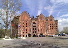 Шестая попытка по продаже здания петербургской солодовни «Новой Баварии» состоится в августе