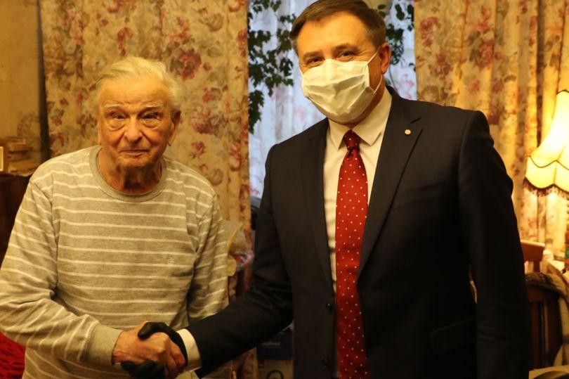 Владимир Омельницкий и Василий Джуржа