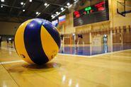 Волейбол в Сосновом Бору: потеря подачи