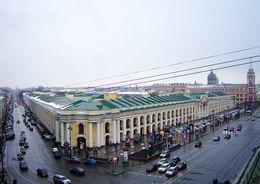 КГИОП: Концепция развития Большого Гостиного двора не отзывалась