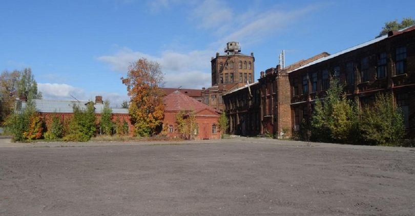 Завод в Сестрорецке