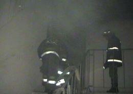 В доме на набережной Мойки тушили пожар