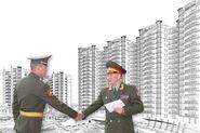 Регионы получат неиспользуемую военную недвижимость