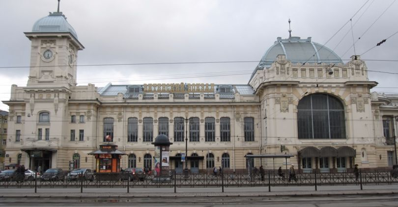 Витебский вокзал реставрируют кЧМ