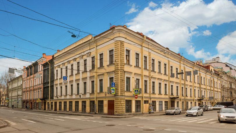 Дом Челищева
