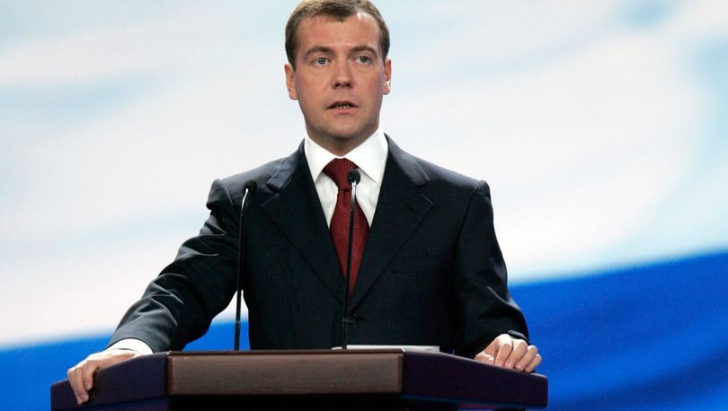 Медведев: Наиболее сложный период в экономике пройден