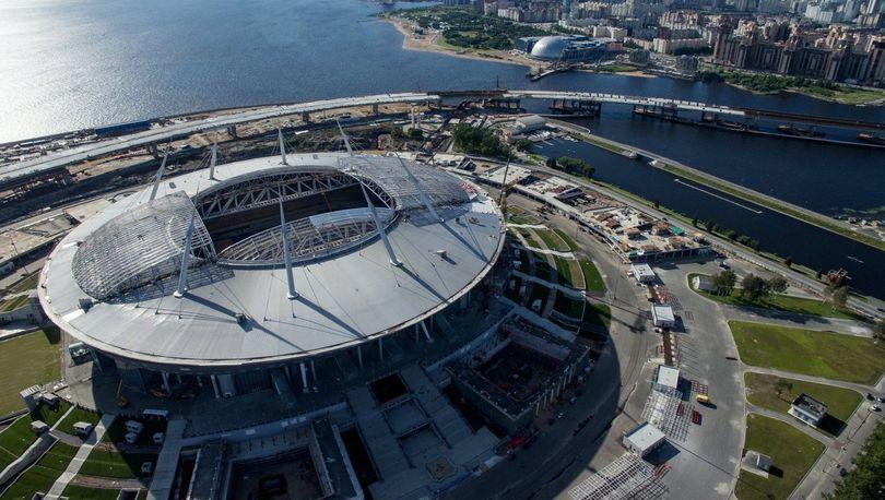 Смольный заключил контракт с «Метростроем» на достройку стадиона на Крестовском
