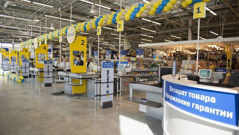 Новый гипермаркет «К-раута» на Парнасе откроется весной