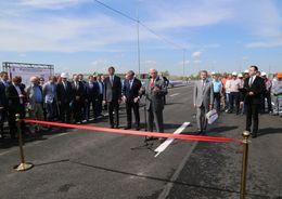 Петербургское шоссе открыли после реконструкции