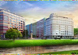 Банк «Санкт-Петербург» аккредитовал третий  корпус  ЖК «Самоцветы»