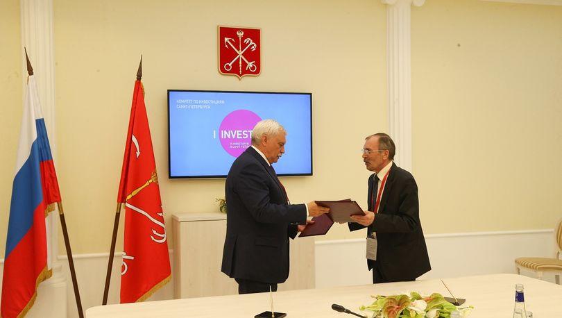Георгий Полтавченко и Валерий Колмаков