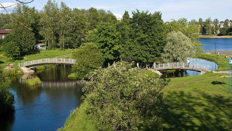 Пискарёвский парк