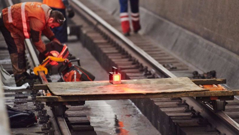 ремонт метро