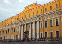Завершение реставрации в Юсуповском дворце оценено в 44 млн рублей