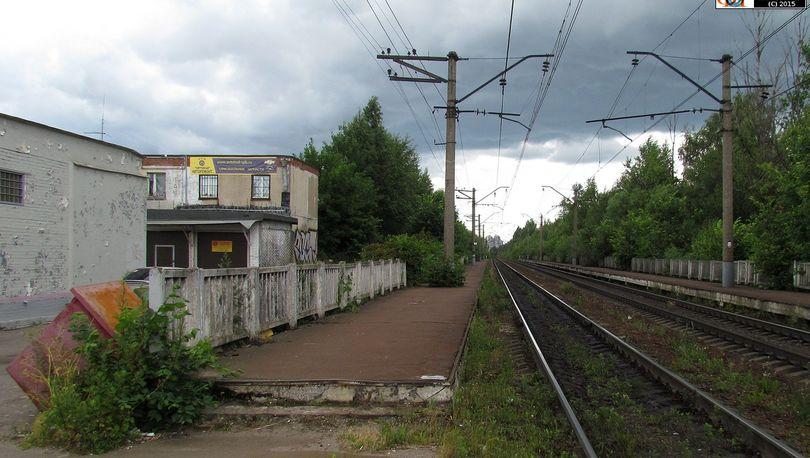 Смольный отказался от строительства улицы вдоль Приозерской железнодорожной линии