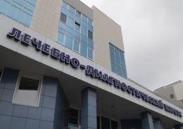 Министр здравоохранения Российской Федерации Михаил Мурашко посетил стройплощадку самой крупной в столице Алтайского края поликлиники